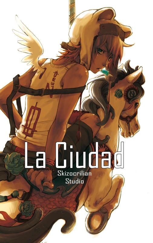 La Ciudad by Skizocrilian