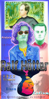 Kraftwerk - Ralf Hutter by Tabascofanatikerin