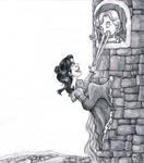 Mister Rapunzel by Tabascofanatikerin