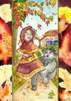 Autumn contest: Herbstfreuden by Tabascofanatikerin