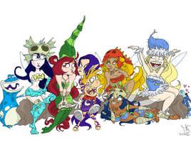 Everybody loves Rayman by Tabascofanatikerin