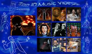 Top 10 Music Videos by Tabascofanatikerin
