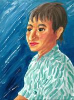 My Mother by Tabascofanatikerin