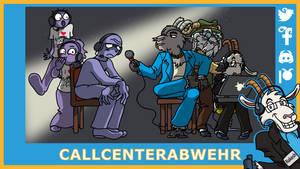 Telefonziege 'Interview mit Mastercardbetruegern' by Tabascofanatikerin