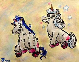 The Inner World 2 - Bingo Pony by Tabascofanatikerin