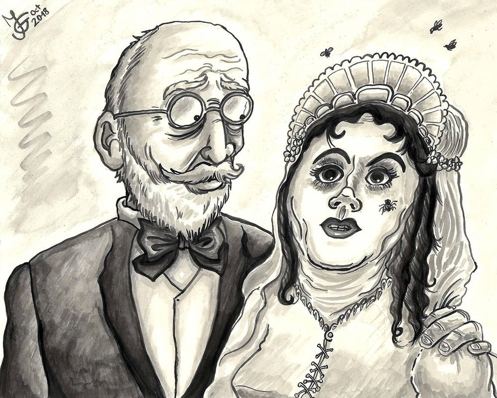 La Boda Negra - The Black Wedding by Tabascofanatikerin