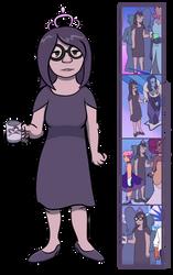 Coffee Princess (She-Ra ATPOP 2018) by Tabascofanatikerin