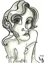 Inked Beauty - Esther by Tabascofanatikerin