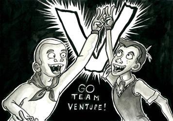 The Venture Bros. - Hank and Dean Venture by Tabascofanatikerin