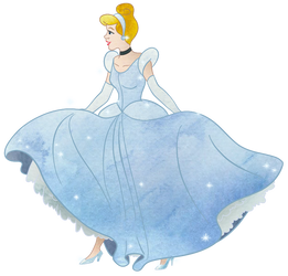 Cinderella - A wonderful Dream come true by Tabascofanatikerin