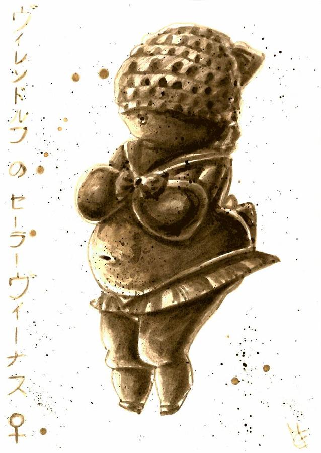 Sailor Venus of Willendorf by Tabascofanatikerin