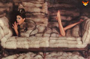 Ariana Grande by foxyfur60