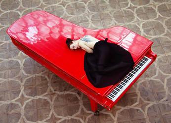 Piano grand 2 by psychiatrique