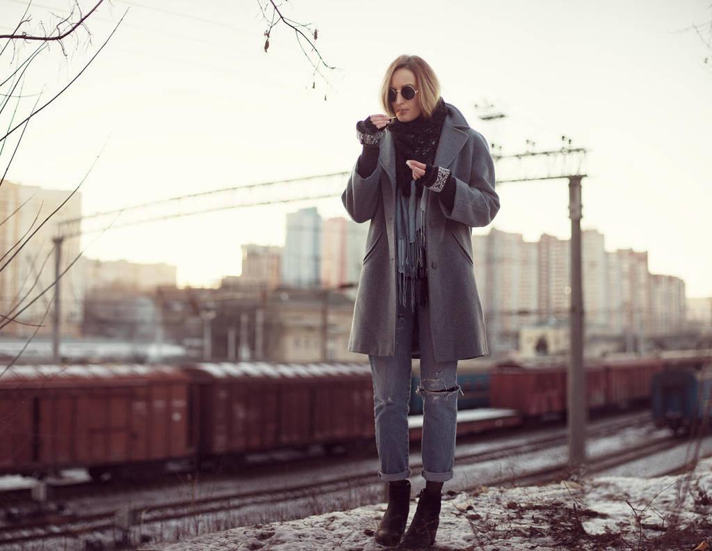 Sasha near railways by psychiatrique