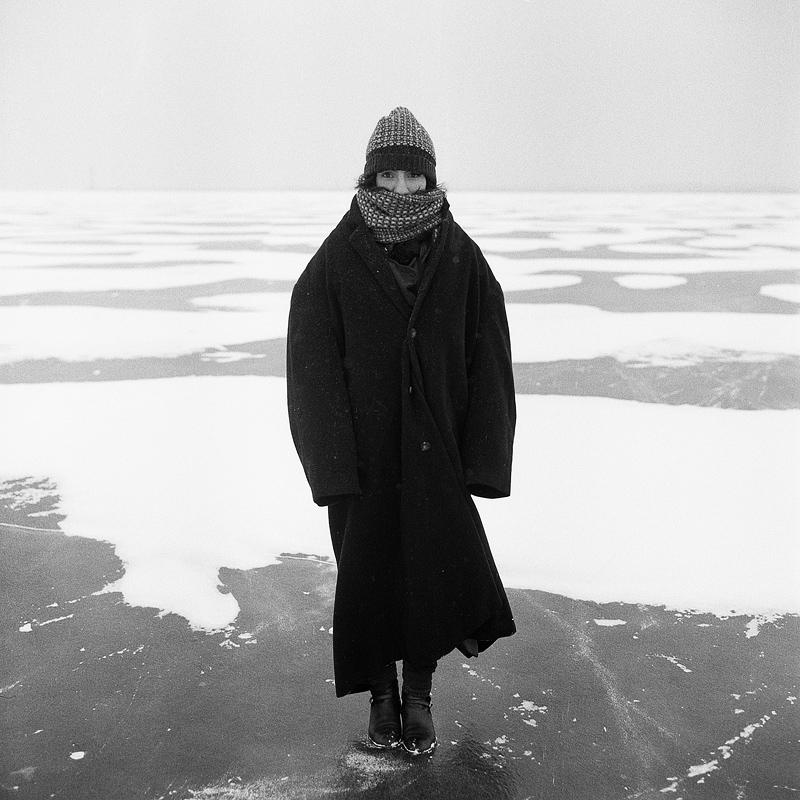 Ines On Ice by psychiatrique