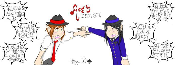 Ace vs Slim Timeline Doodle by Choco-la-te
