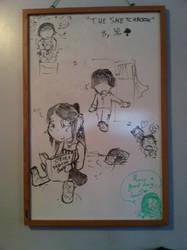 The Sketchbook by Choco-la-te