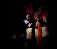 Cabaret V by Helewidis