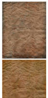 Double Rumpled Paper by stock-pics-textures