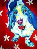 Daisy by dawgart