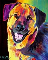 Jake by dawgart