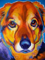 Riley by dawgart