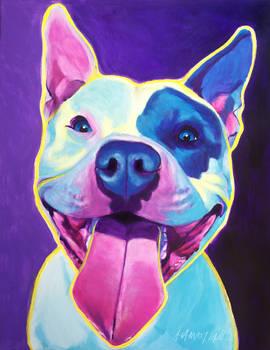 Big Louie by dawgart