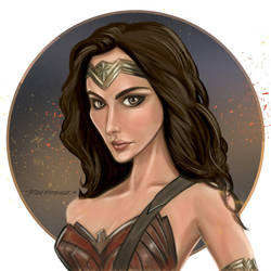 Wonder Woman by rone913