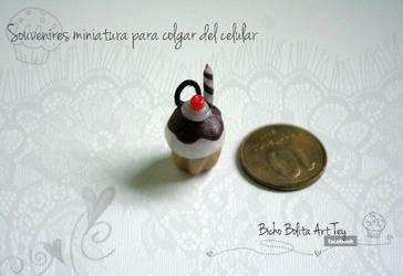 Mini cupcake by BichoBolita