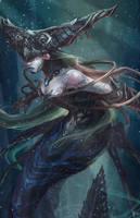 Mermaid by llia12345