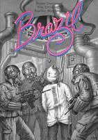REVOLVA Brasil book cover by PolarMaya