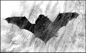 BLACKDEATH  Bat by PolarMaya
