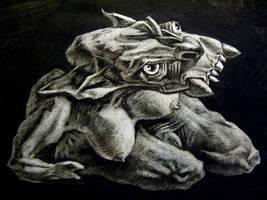 Behemoth-Androgyne by PolarMaya