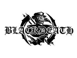 BLACKDEATH Logo I by PolarMaya