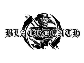 BLACKDEATH Logo I by PolarMaya