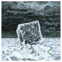 BLACKDEATH Vortex lp cover by PolarMaya