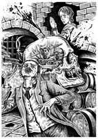 The Widower Turmore by Ambrose Bierce by PolarMaya
