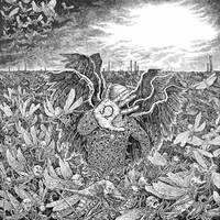 BLACKDEATH Phobos LP cover II by PolarMaya