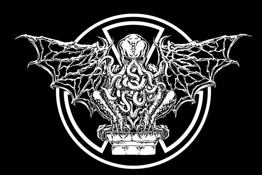 Nuclear Cthulhu Logo by PolarMaya