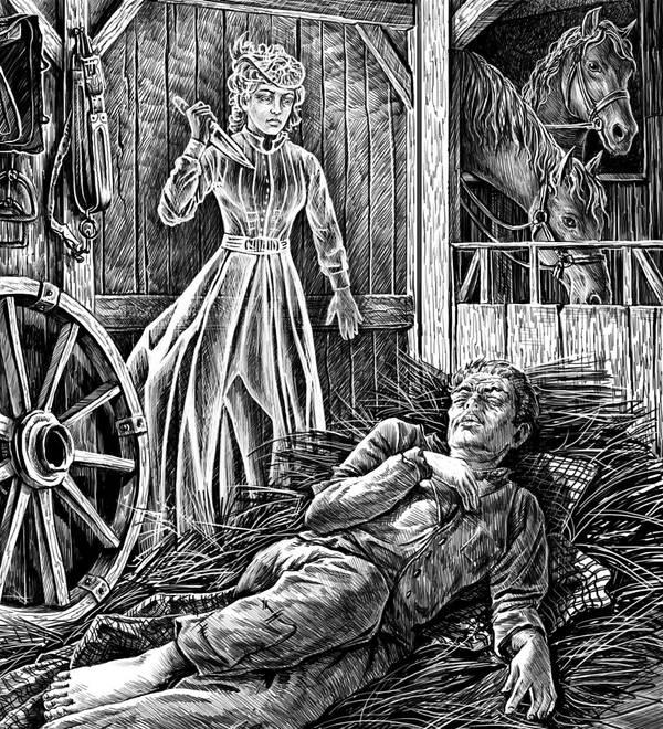 Stories by William Wilkie Collins IV by PolarMaya