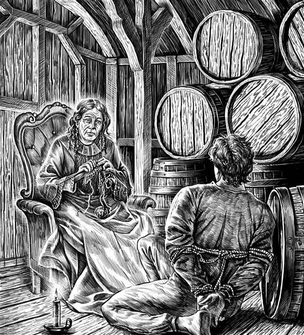 Stories by William Wilkie Collins III by PolarMaya