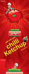 delpazir sauce label by mohsenfakharian