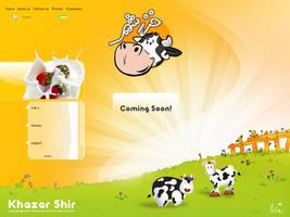 khzar shir co interface by mohsenfakharian