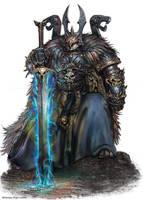 Zarathur High Sorceror by Ilacha