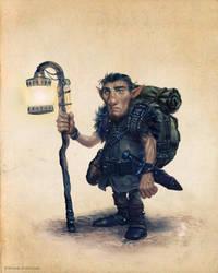 Gnomes -Ilich Henriquez by Ilacha