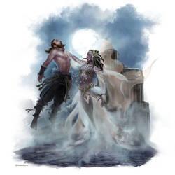 Vampire Master IlichHenriquez by Ilacha