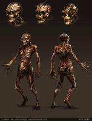 The Dark Eye: Demonicon - Zombies by Aeyolscaer
