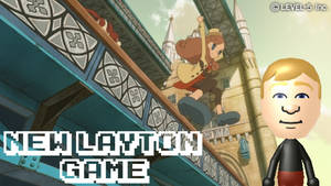 Impressions | Lady Layton | 7th Main Series Game! by Dollarluigi