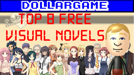 Dollargame - Top 8 Free Visual Novels by Dollarluigi