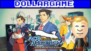 Dollargame - Ace Attorney 5: Dual Destinies by Dollarluigi